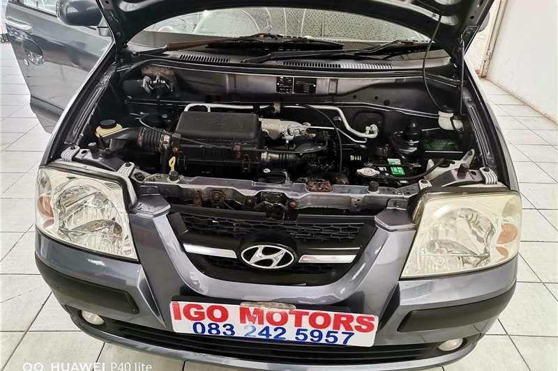 Used 2010 Hyundai Atos