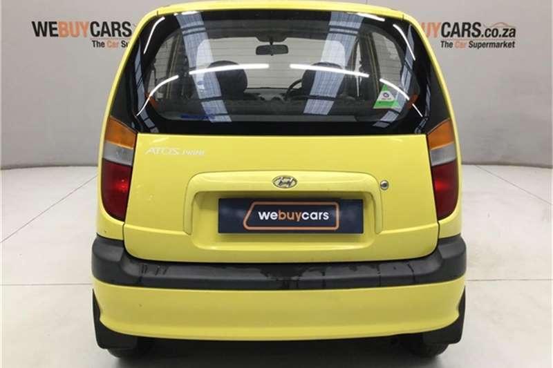Hyundai Atos/Atoz 2002