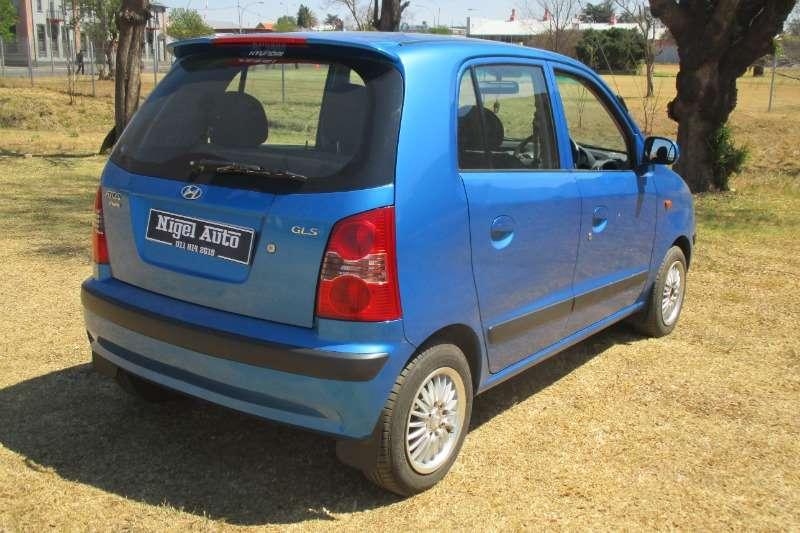 Used 2005 Hyundai Atos Prime 1.1 GLS