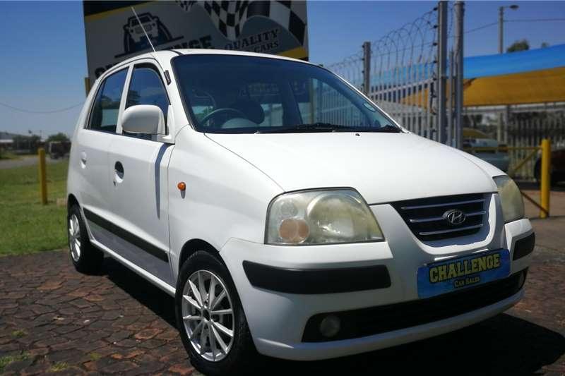 Hyundai Atos Prime 1.1 GLS 2005