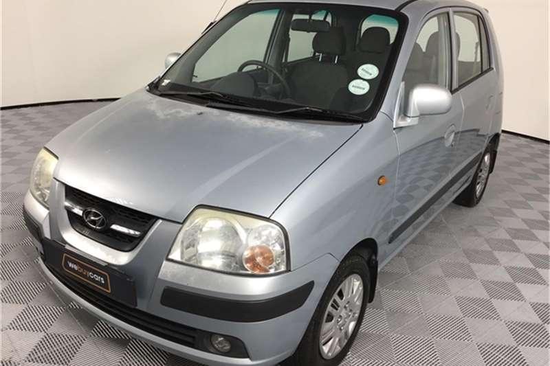 Hyundai Atos Prime 1.1 GLS 2006