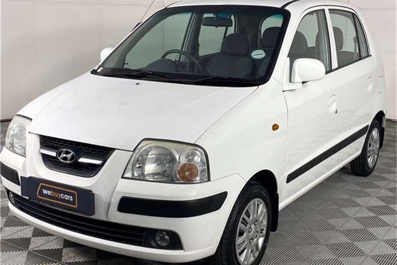 2006 Hyundai Atos Prime Atos Prime 1.1 GLS