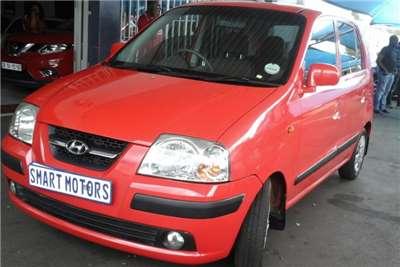 Hyundai Atos Prime 1.1 GLS 2007