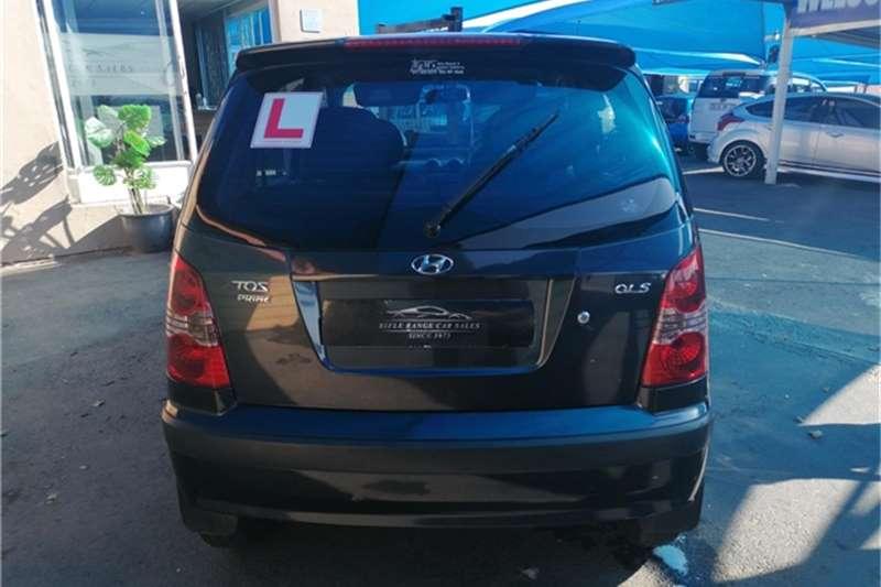 2007 Hyundai Atos Prime Atos Prime 1.1 GLS