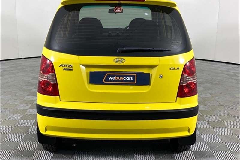 2008 Hyundai Atos Prime Atos Prime 1.1 GLS