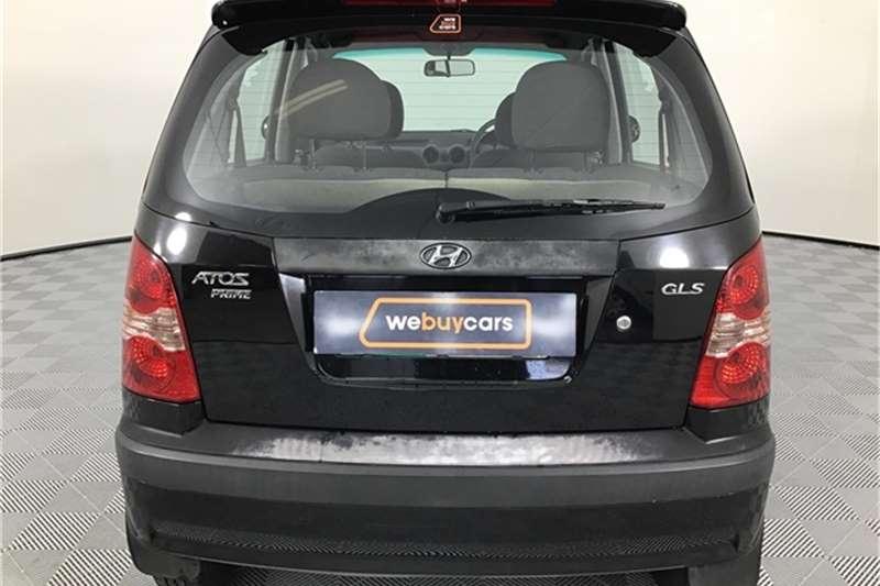 Hyundai Atos Prime 1.1 GLS 2009
