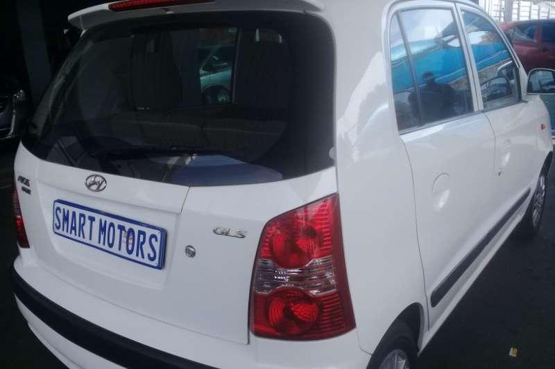 Hyundai Atos Prime 1.1 GLS 2010