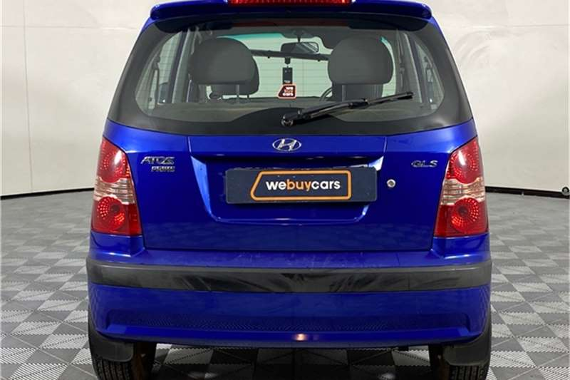 2010 Hyundai Atos Prime Atos Prime 1.1 GLS