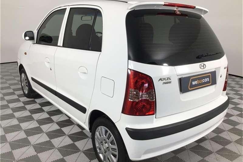 Hyundai Atos Prime 1.1 GLS 2011