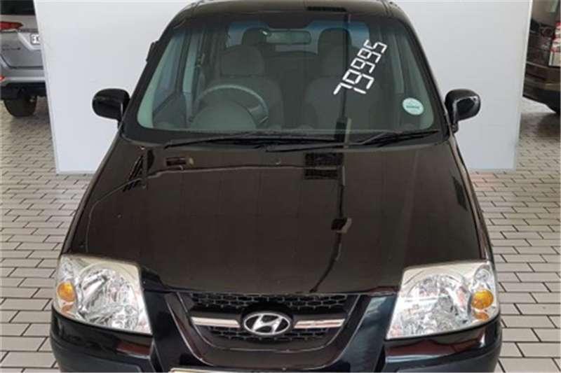 Hyundai Atos Prime 1.1 GLS 2012