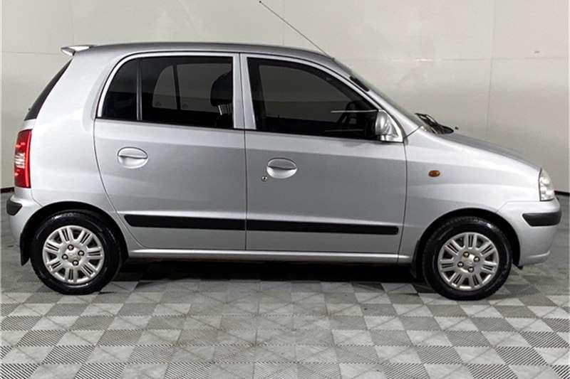 2012 Hyundai Atos Prime Atos Prime 1.1 GLS