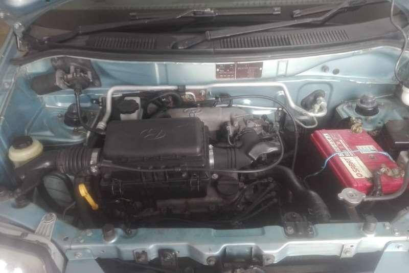 Hyundai Atos Prime 1.1 GLS 2014