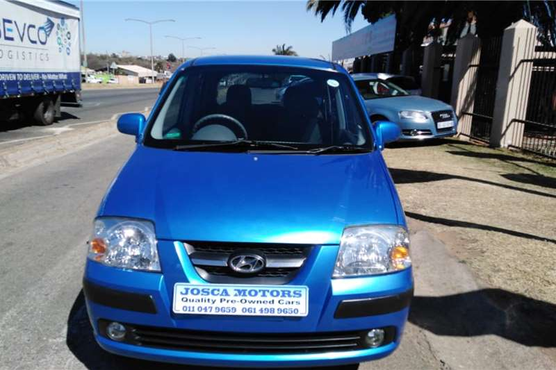 Used 2006 Hyundai Atos Prime 1.1 GLS automatic