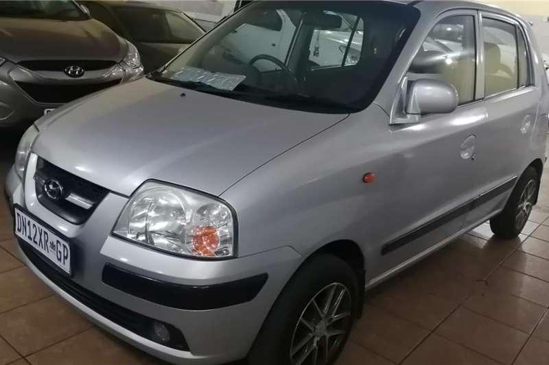 Hyundai Atos Prime 1.1 GLS automatic 2006