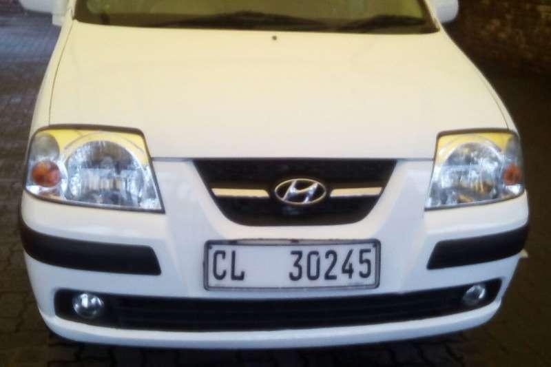 Hyundai Atos Prime 1.1 GLS automatic 2011