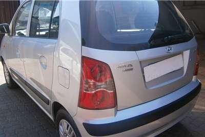 Hyundai Atos Prime 1.1 GLS automatic 2021