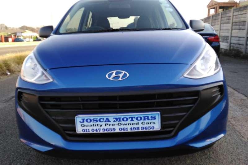 Hyundai Atos Prime 1.1 Motor 2020