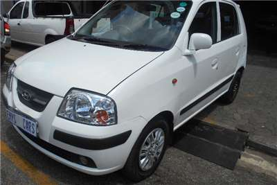 Hyundai Atos Prime 1.2 GLS 2009