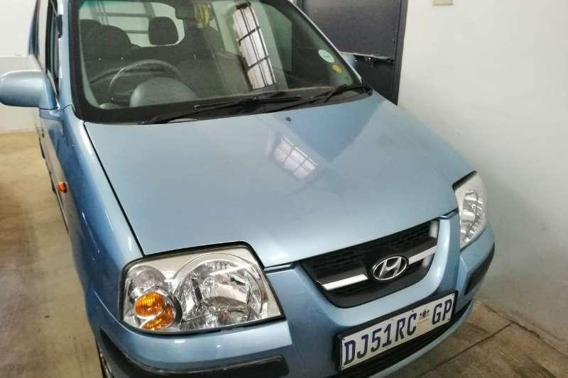 2014 Hyundai Atos Prime 1.1 GLS