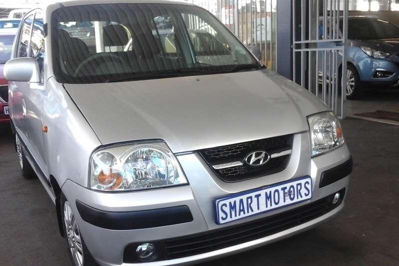 2010 Hyundai Atos Prime 1.1 GLS
