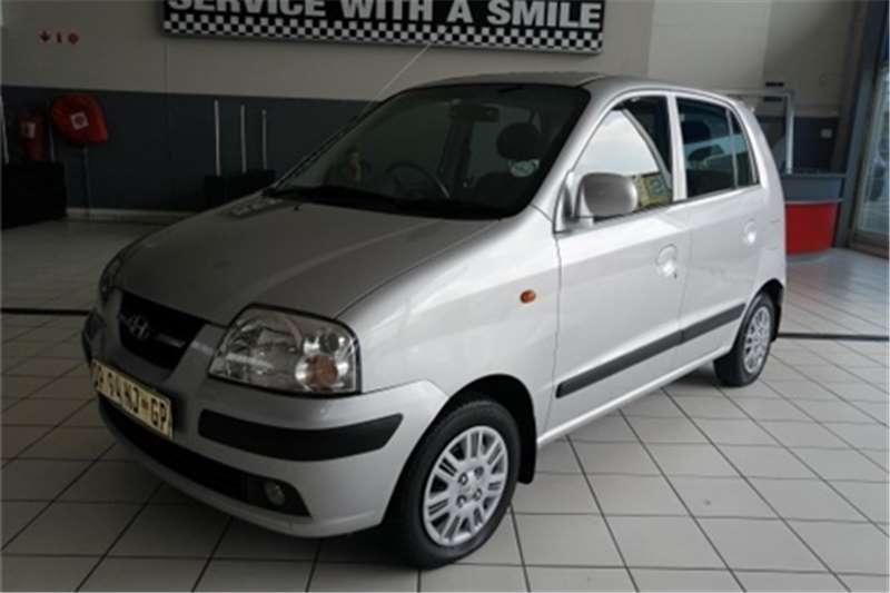 2011 Hyundai Atos Prime 1.1 GLS