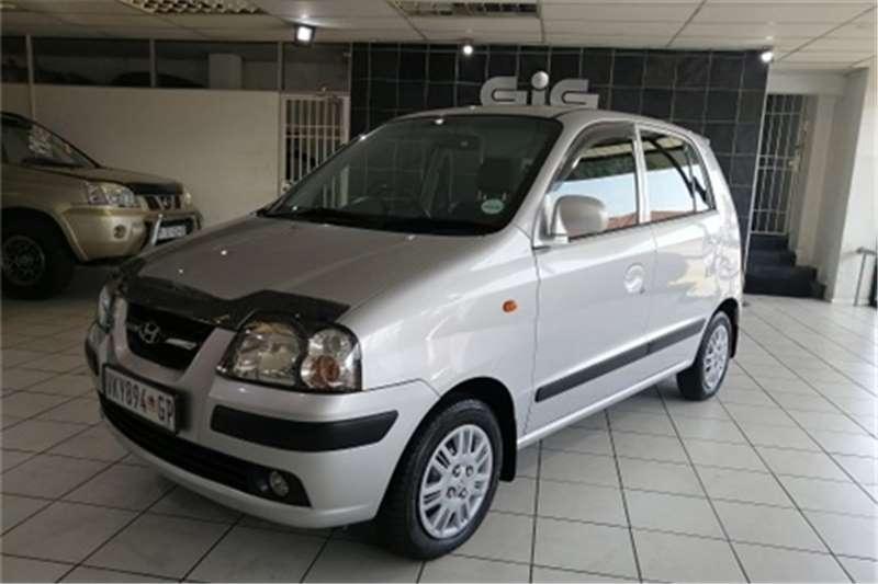 2007 Hyundai Atos Prime 1.1 GLS
