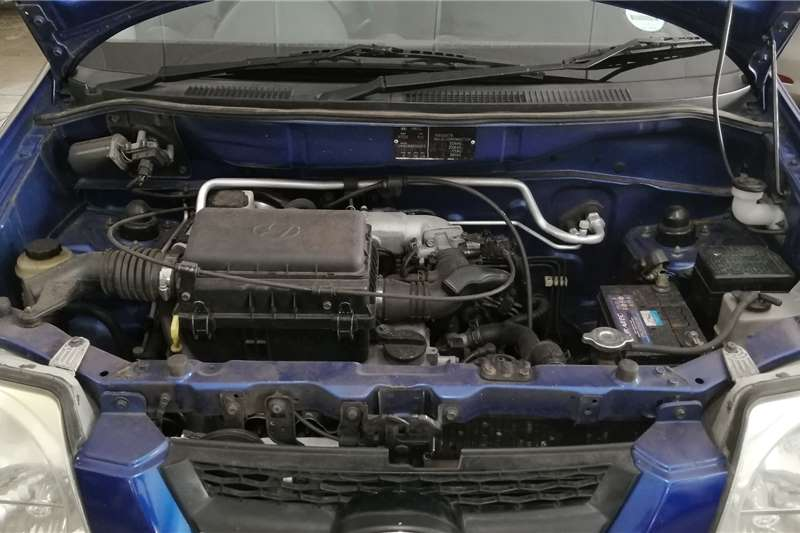 2008 Hyundai Atos Prime