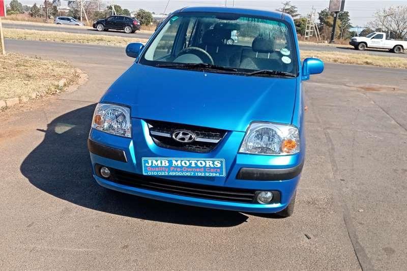 2006 Hyundai Atos Prime
