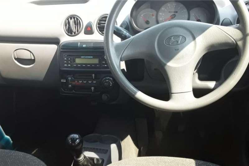 2007 Hyundai Atos Prime