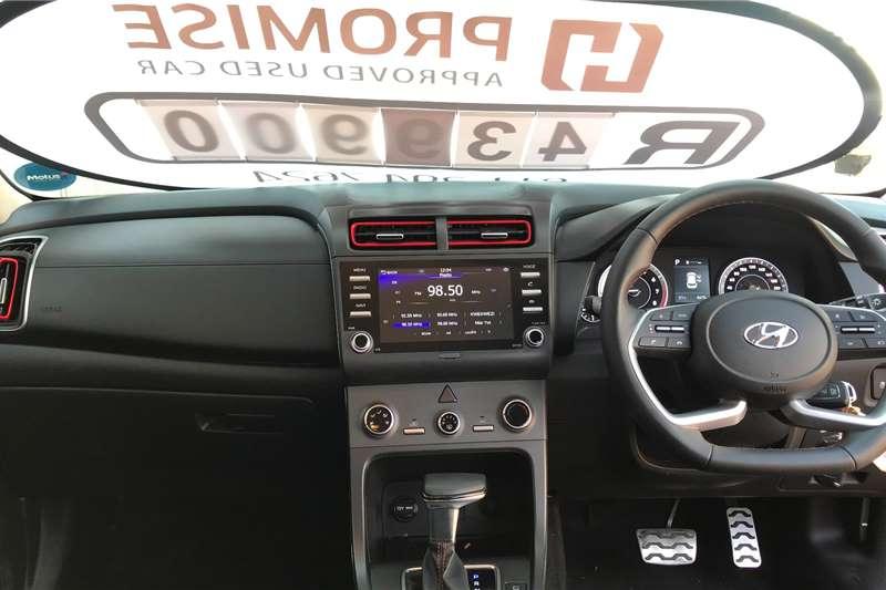 Used 2021 Hyundai Creta CRETA 1.4 TGDI EXECUTIVE DCT