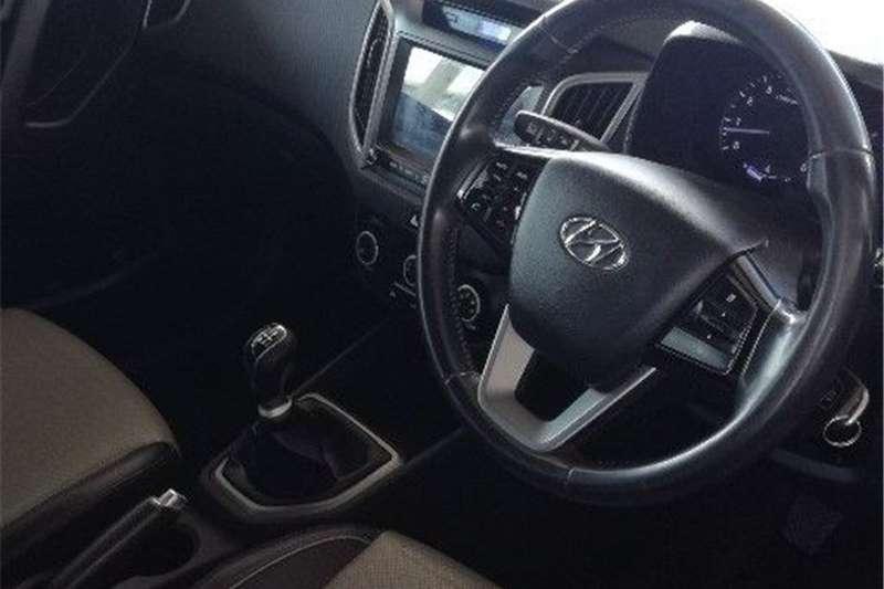 Used 0 Hyundai Creta