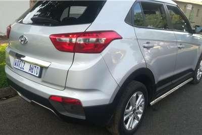 Hyundai Creta 1.6 Executive 2015