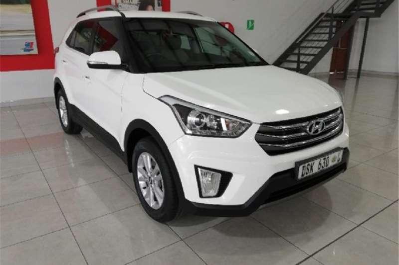 Hyundai Creta 1.6 Executive 2017