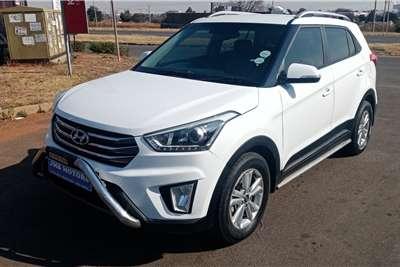 Used 2017 Hyundai Creta 1.6 Executive