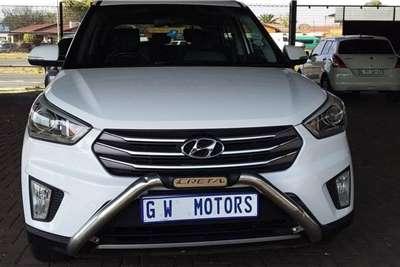 2017 Hyundai Creta Creta 1.6 Executive