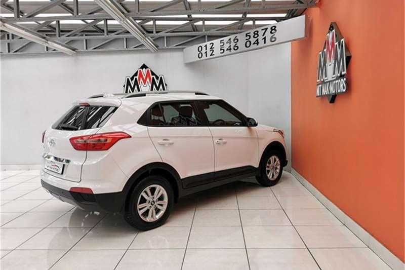 Hyundai Creta 1.6 Executive 2018