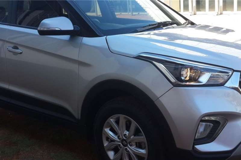 Used 2018 Hyundai Creta 1.6 Executive