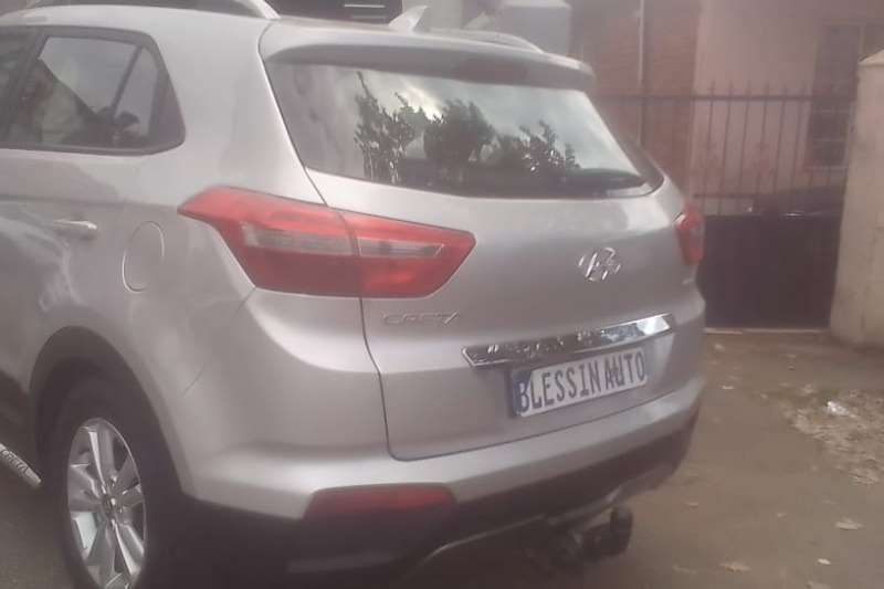 Hyundai Creta 1.6 Executive 2018