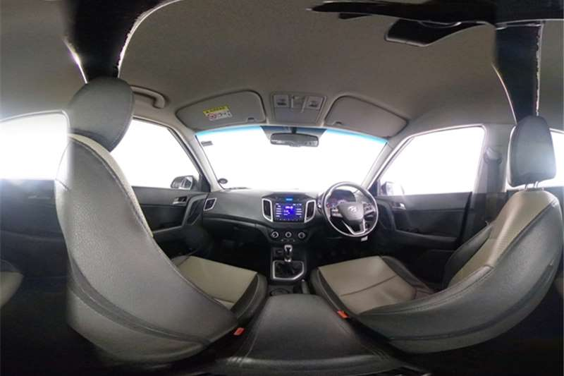 2018 Hyundai Creta Creta 1.6 Executive