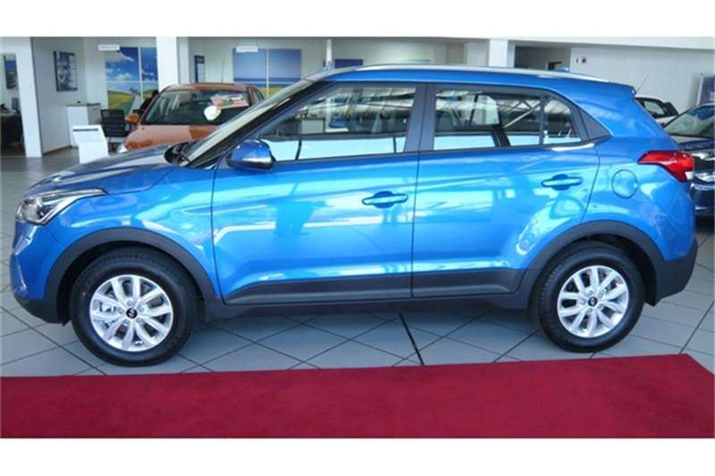 Hyundai Creta 1.6 Executive 2019