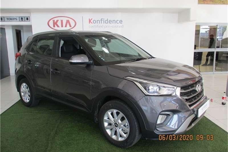 Hyundai Creta 1.6 Executive 2019