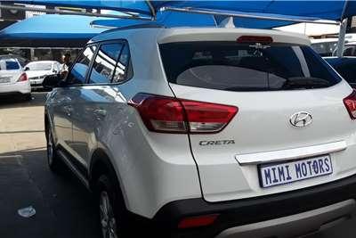 2019 Hyundai Creta Creta 1.6 Executive