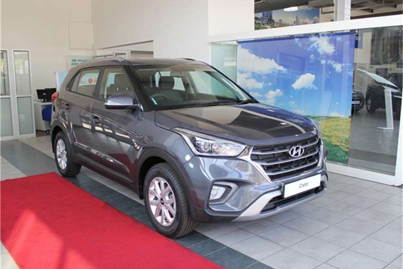 Hyundai Creta 1.6 Executive 2020