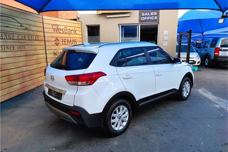 2020 Hyundai Creta Creta 1.6 Executive