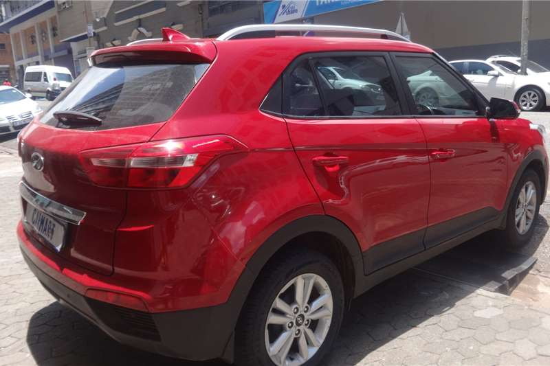Hyundai Creta 1.6 Executive auto 2017