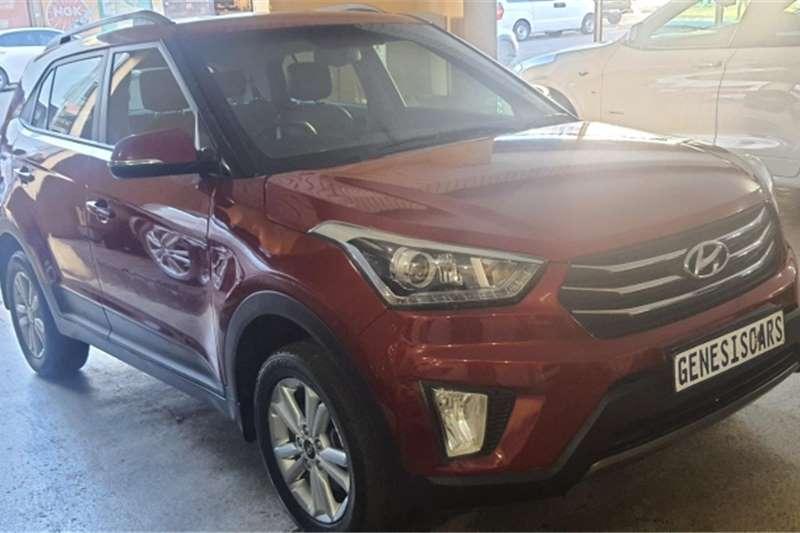 Used 2017 Hyundai Creta 1.6 Executive auto
