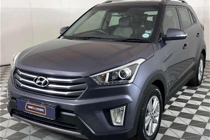 2017 Hyundai Creta Creta 1.6 Executive auto