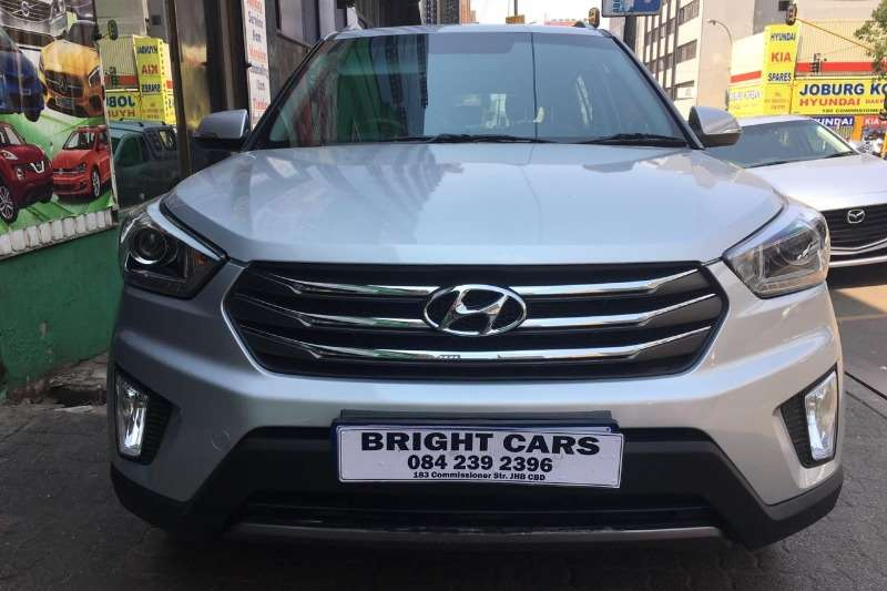 Hyundai Creta 1.6 Executive auto 2018