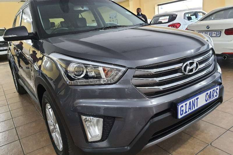 Hyundai Creta 1.6 Executive auto 2018