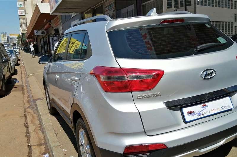 Used 2018 Hyundai Creta 1.6 Executive auto